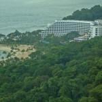 View of the Shangri-La Rasa Sentosa Resort