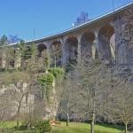 Bridge in Luxembourg City
