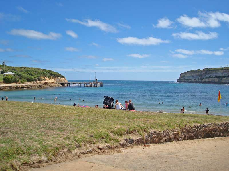 Port Campbell Beach